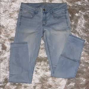 Regular American eagle jeans